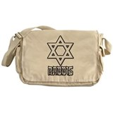 The Rabbis Messenger Bag