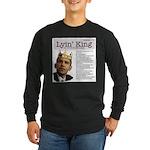 lyinking5.jpg Long Sleeve Dark T-Shirt
