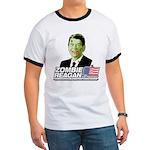 Zombie Reagan for President Ringer T