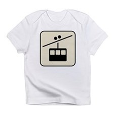 Gondola Aerial Tram Infant T-Shirt