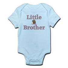 Little Brother Wooly Mammoth Infant Bodysuit