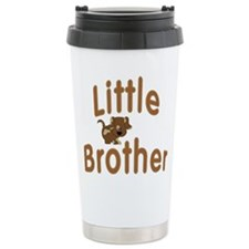 Little Brother Spotted Puppy Travel Mug