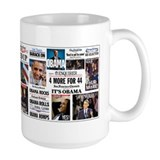 Obama Inauguration Ceramic Mugs