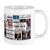 Obama Inauguration Small Mug