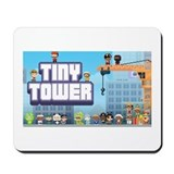 Tiny Tower Mousepad
