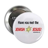 "Jewish Jesus 2.25"" Button (10 pack)"