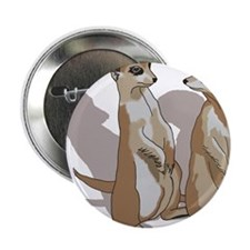 "two suricates... 2.25"" Button (10 pack)"