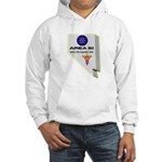 Alien Life Support Hooded Sweatshirt