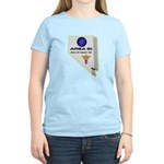 Alien Life Support Women's Light T-Shirt