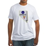 Alien Life Support Fitted T-Shirt