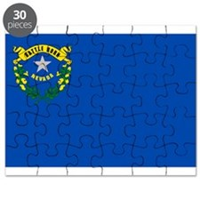 Flag of Nevada Puzzle