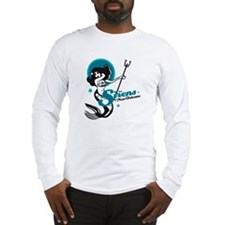 Sirens of New Orleans Long Sleeve T-Shirt