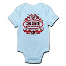 351 Cleveland Infant Bodysuit
