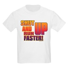 Track Shut Up And Run T-Shirt