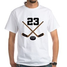Hockey Player Number 23 Shirt