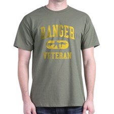Army Ranger Veteran T-Shirt
