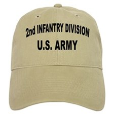 2ND INFANTRY DIVISION Baseball Cap