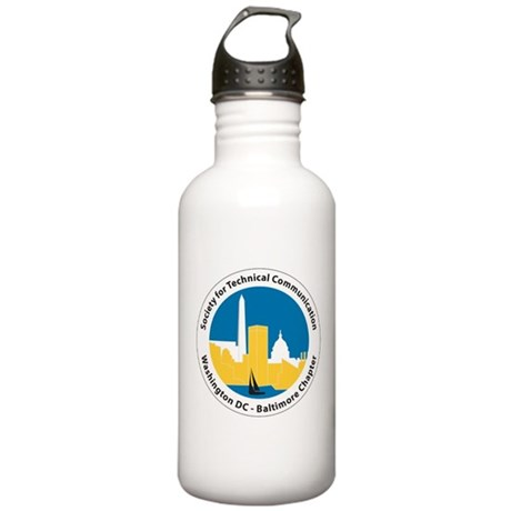 STC WDCB chapter logo Stainless Water Bottle 1.0L