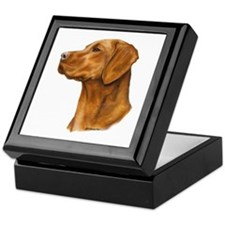 Hungarian Vizsla Keepsake Box