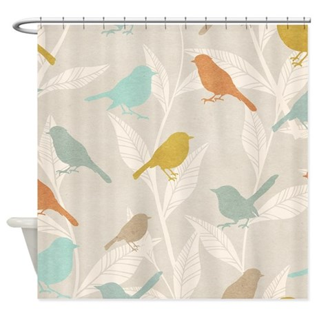 Curtains With Bird Pattern Curtains with Flower Patterns