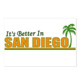 Unique San diego Postcards (Package of 8)