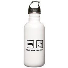 Fly Fishing Water Bottle