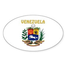 Venezuela Coat of arms Decal
