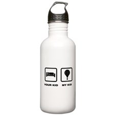Hot Air Ballooning Water Bottle
