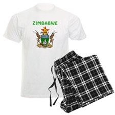 Zimbabwe Coat of arms Pajamas