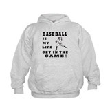 Baseball Is My Life Hoody