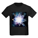 Quantised orbits of the planets - Kid's Dark T-Shi