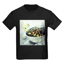 Mussels - Kid's Dark T-Shirt