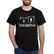 Team Gottfried (for dark background) T-Shirt