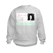 Team Gottfried (for dark background) Sweatshirt