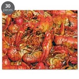 Cooked crayfish - Puzzle