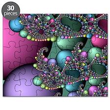 Julia fractal - Puzzle