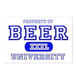 Beer University Bier Postcards (Package of 8)