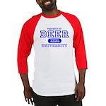 Beer University Bier Baseball Jersey