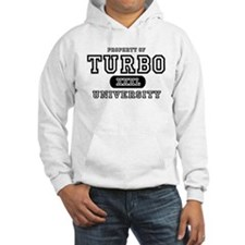 Turbo University Property Hoodie