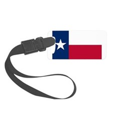 Flag of Texas Luggage Tag