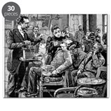 Dental surgery, 19th century - Puzzle