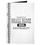 Small Block University Property Journal