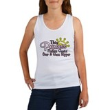 Softball Princess Prefers Cleats Women's Tank Top