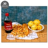 Fish and chips - Puzzle