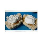 Scones with Cream Magnet