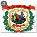 COA of West Virginia Puzzle