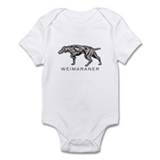 Wiemaraner Infant Bodysuit