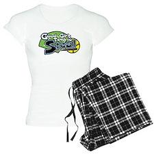 Softball Good Girls Steal Pajamas