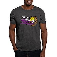 Softball Feel the Glove T-Shirt