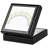 I Believe In Rainbows Keepsake Box